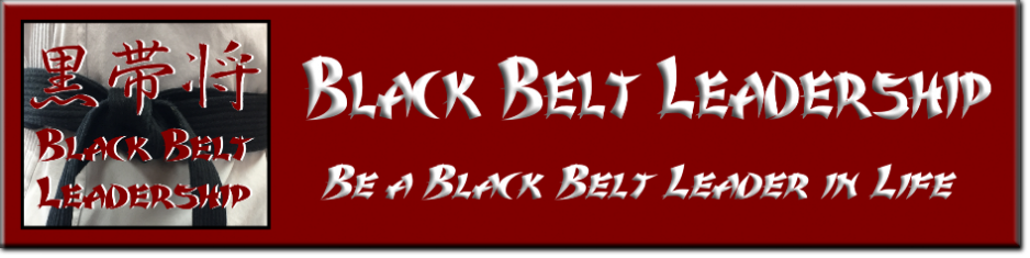 Black Belt Leadership